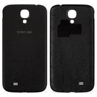 Задняя крышка батареи для мобильных телефонов Samsung I9500 Galaxy S4, I9505 Galaxy S4, черная, Black Edition