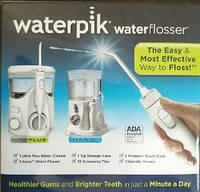 Комплект ирригаторов Waterpik Ultra Plus WP-150/WP-300