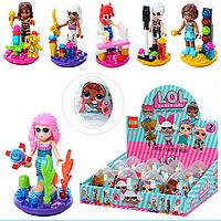 Конструктор 7006, игра, конструктор для девочек, игрушка