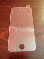 Пленка бронированная стекло для iPhone 4  Код 30970