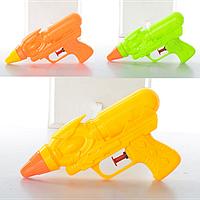 ВОДЯНОЙ ПИСТОЛЕТ M 2535 размер. 16-9,5-3см, водное оружие, водная игрушка