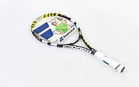Ракетка для большого тенниса BABOLAT PULSION 102 STRUNG grip 3
