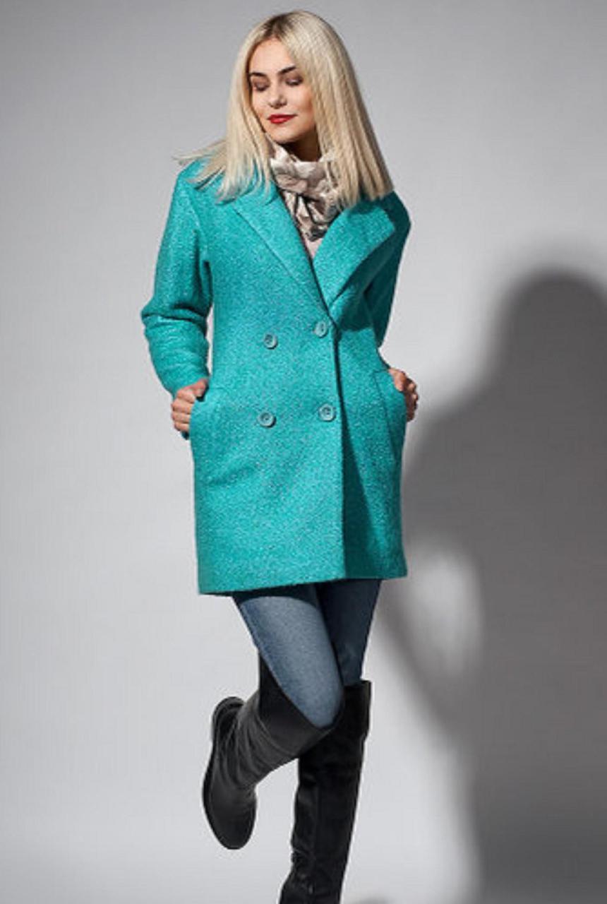 1600f511eca Легкое пальто из ткани с эффектом