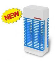 Ловушка для насекомых Vitalex VL-8103, прибор антикомар с подсветкой, ультрафиолетовый уничтожитель комаров