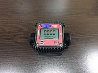 К24 Bence, 5-120 л/мин,Электронный счетчик для  топлива, фото 1