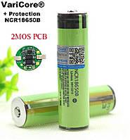 Батарейка аккумуляторная Panasonic NCR18650B 3400 mAh 18650 Li-ion с защитой