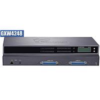 Grandstream GXW4248 2 x 50-pin Telco connectors, 1 x 10M/100/1000 Mbps auto-sensing RJ45 port