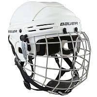 Шлем для хоккея HH 2100 Combo Hockey Distribution белый