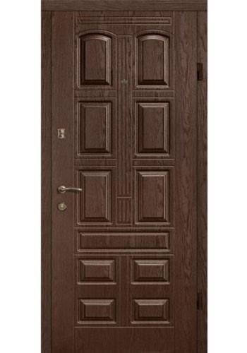 Двери входные Булат-двери Рисунок 405 накладные элементы