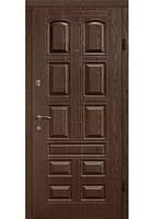 Двери входные Булат-двери Рисунок 405 накладные элементы, фото 1