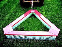 Монтаж укладка искусственной травы , фото 2