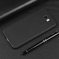 Силіконовий TPU чехол JOY для Huawei Y5 II (Y5 2) чорний