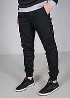 Мужские брюки FEEL&FLY - CARGO BLACK