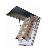 Лестница чердачная деревянная LWK3 60х130 см