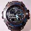 Часы Casio G-Shock Protection чер/син