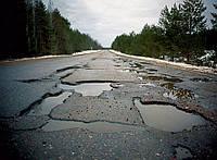 Рейтинг: худшие дороги мира. Хуже Украины - Мозамбик