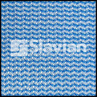 Защитная сетка PKLS-130 1,9x50 ПЕНД (HDPE) синяя, фото 1