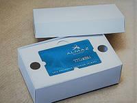 Коробки для пластиковой карты