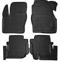Полиуретановые коврики для Ford Tourneo Connect II длинная база 2014- (AVTO-GUMM)