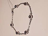 Срібний браслет. Артикул 820080С, фото 1