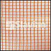 Защитная сетка PKLS-110 1,9x50, ячейка 7х7мм, ПЕНД (HDPE) оранжевая