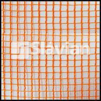 Защитная сетка PKLS-110 1,9x50, ячейка 7х7мм, ПЕНД (HDPE) оранжевая, фото 1