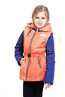 """Детская курточка для девочки """"Зонтик"""""""