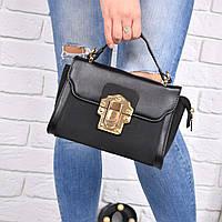 Женская сумка Torri черная 1009, сумка через плечо