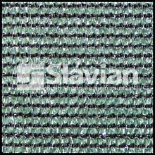 Захисна сітка PTS-160 3,0x50 ПЕНДЕ (HDPE) чорно-зелена