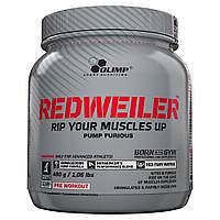 Предтренировочный комплекс Olimp REDWEILER 480 g