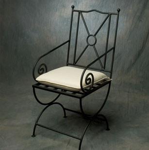 Кованые стулья - АРТ-БАСТИОН в Киеве