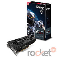 Видеокарта SAPPHIRE AMD Radeon RX570 NITRO+ 8G