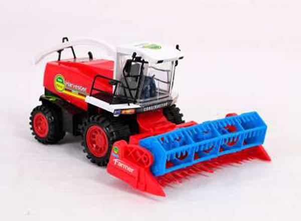 Трактора и комбайны инерционные