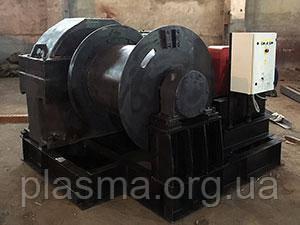 Лебедка электрическая тяговая ТЭЛ-30