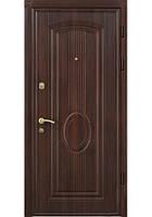 Двери входные Булат-двери Рисунок 409 накладные элементы