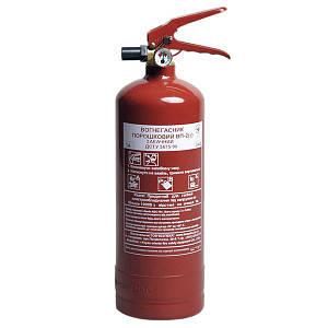 Огнетушитель порошковый ОП-2 (ВП-2), Евросервис (000013407)