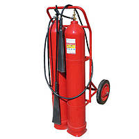Огнетушитель углекислотный ОУ-80 (ВВК-56), Евросервис (000013460)
