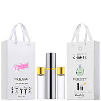 Туалетная вода с феромонами Chanel Chance Eau Fraiche 3х15
