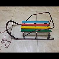 Санки без ручки толкателя арт. 8211, детские сани