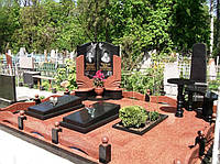 Памятник гранитный (Образец 864)