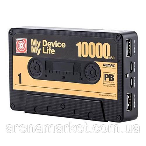 Внешний аккумулятор PowerBank Remax Tape 10000 мАч