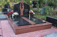 Памятник гранитный для двоих (Образец 865)