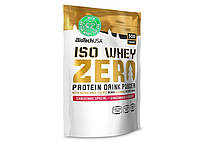 BioTech USA Iso Whey Zero Holiday flavours 500 g gingerbread