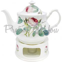 Чайник с подогревом «Роза Редаут»