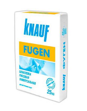Шпаклевка Fugenfuller 5кг. (200 шт./поддон)