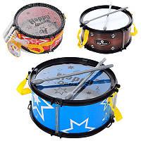 Музыкальный инструмет барабан YX0086-2-3