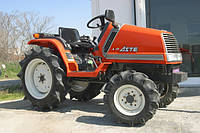 Универсальность и практичность японских мини-тракторов Kubota (Кубота)