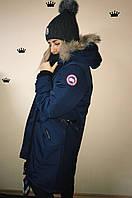 Canada Goose женская парка(Канада Гус)