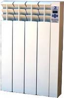 Электрический радиатор Оптимакс Standard 4 секции, 480 Вт, до 4 кв.м
