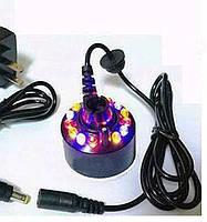 Ультразвуковой увлажнитель воздуха Генератор тумана для фонтана ультразвуковой парогенератор с Блоком питания